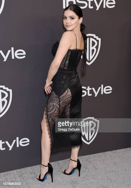 Ariel Winter attends the InStyle And Warner Bros Golden Globes After Party 2019 at The Beverly Hilton Hotel on January 6 2019 in Beverly Hills...