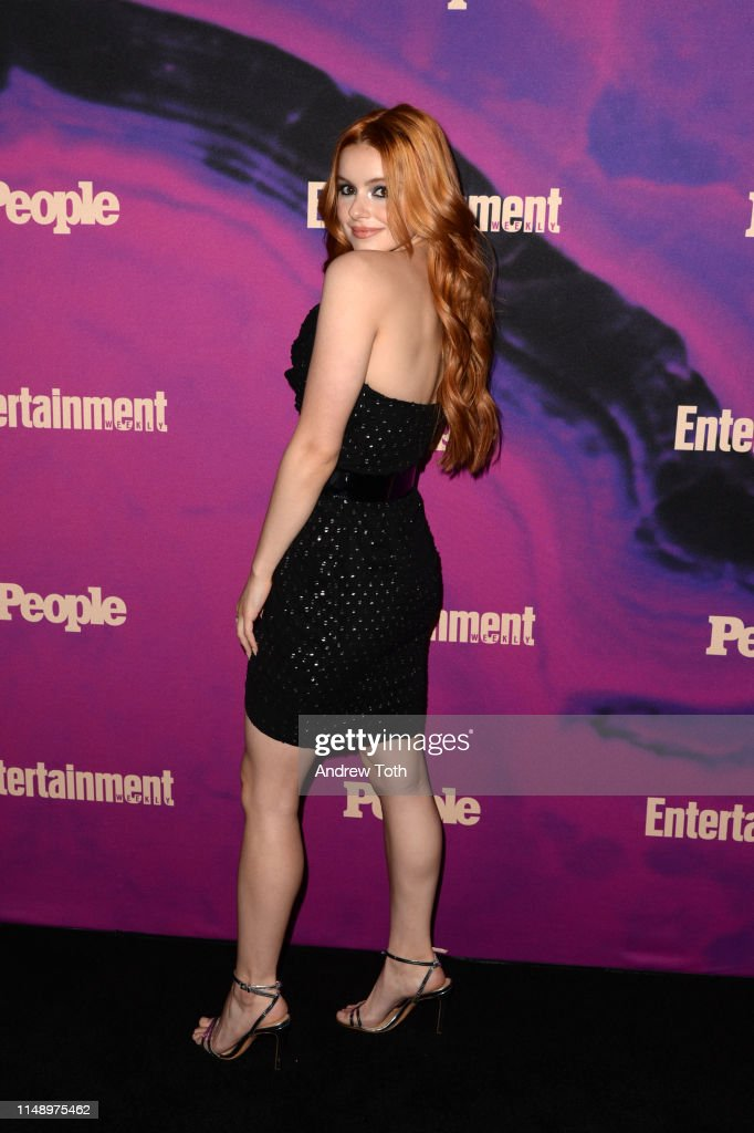People & Entertainment Weekly 2019 Upfronts : News Photo