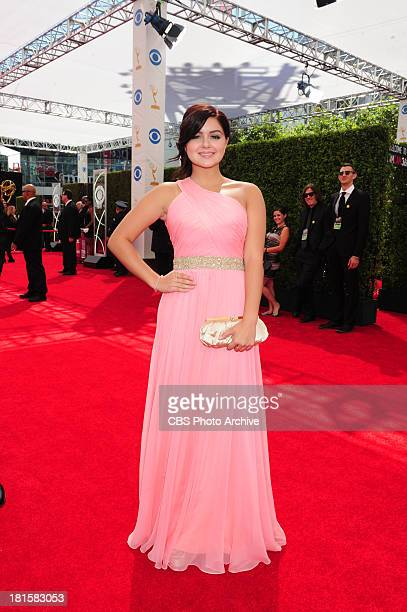 Ariel Winter from Modern Family on the red carpet for the 65th Primetime Emmy Awards which will be broadcast live across the country 8001100 PM ET/...