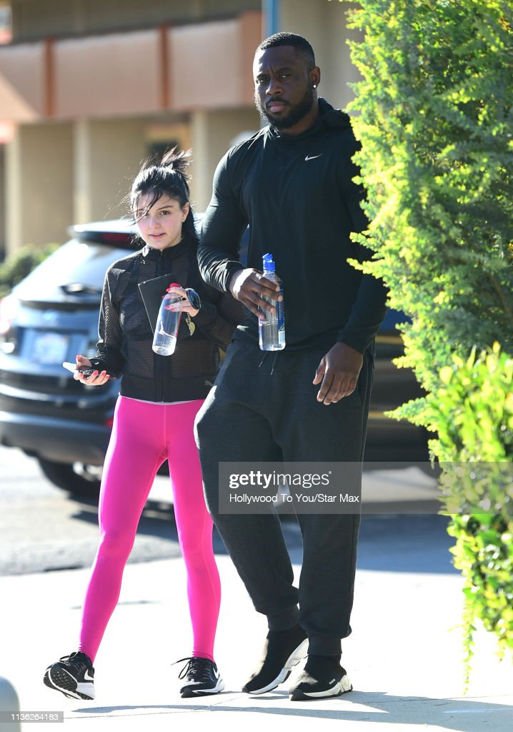 Celebrity Sightings In Los Angeles - April 10, 2019 : News Photo