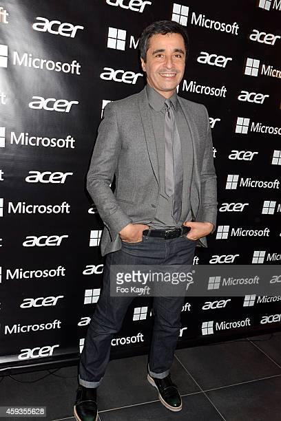 Ariel Wizman attends the Acer Pop Up Store Launch Party at Les Halles on November 20, 2014 in Paris, France.