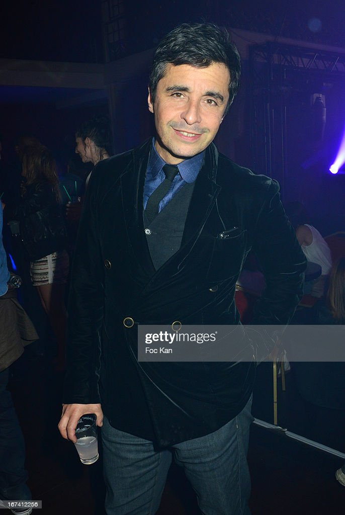 Ariel Wizman attends the Villa Schweppes Launch Party For Cannes Film Festival 2013 At Salle Wagram on April 24, 2013 in Paris, France.