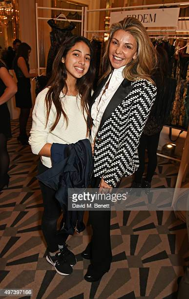 Ariella Imerman and Lisa Tchenguiz attend 'Shop Wear Care' a onenight only shopping event in aid of Great Ormond Street Hospital Children's Charity...