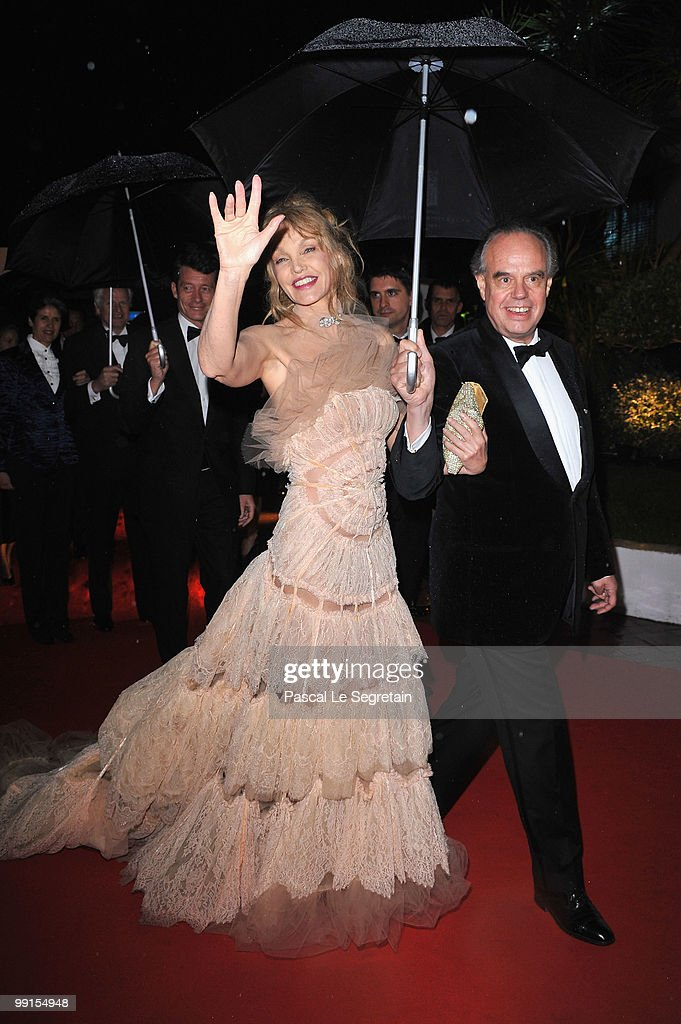 Opening Ceremony Dinner - Arrivals - 63rd Cannes Film Festival