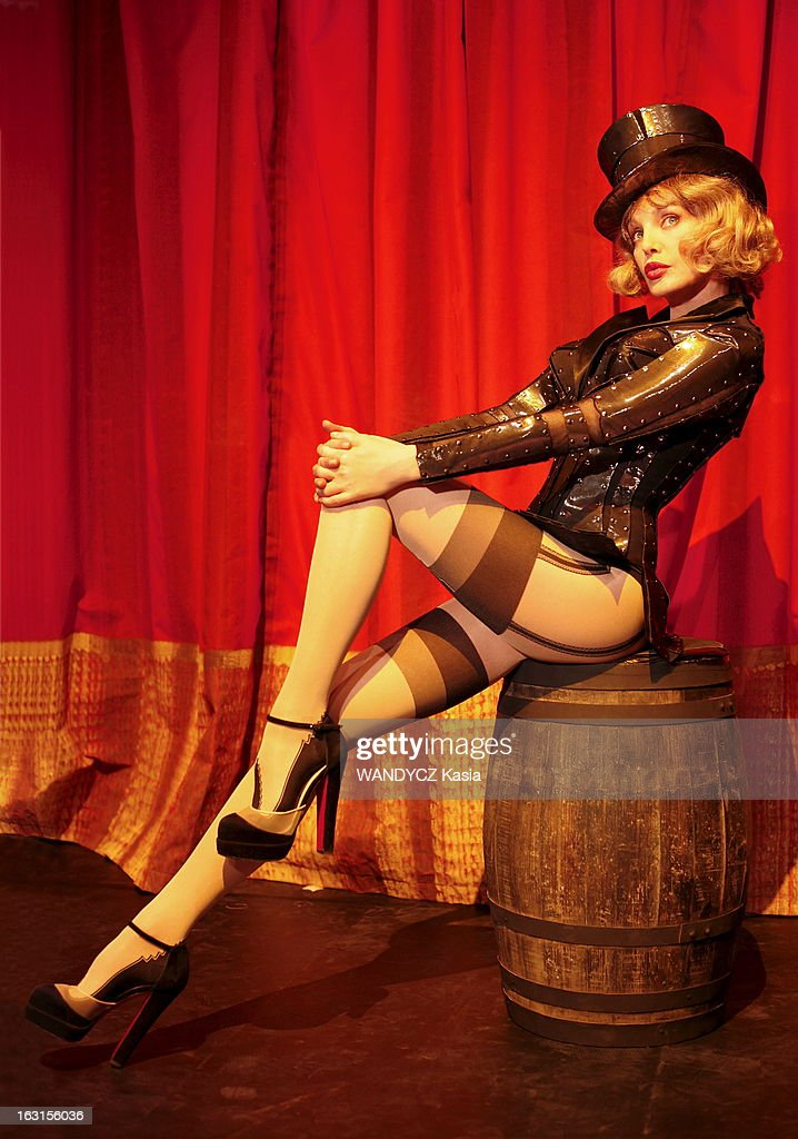 Arielle Dombasle Plays Daisy Belle In Jerome Savary Show : News Photo