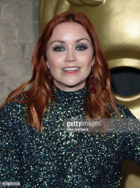 Arielle Free attends the BAFTA Children's awards at The Roundhouse on November 26 2017 in London England