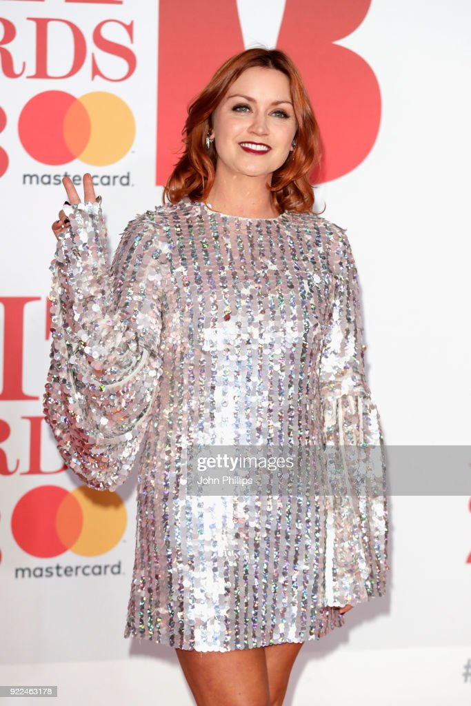 The BRIT Awards 2018 - Red Carpet Arrivals : Photo d'actualité