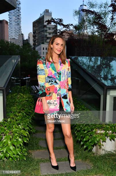 Arielle Kebbel attend Adore Me x Pride 2019 hosted By Gigi Gorgeous at Gitano on June 27 2019 in New York City