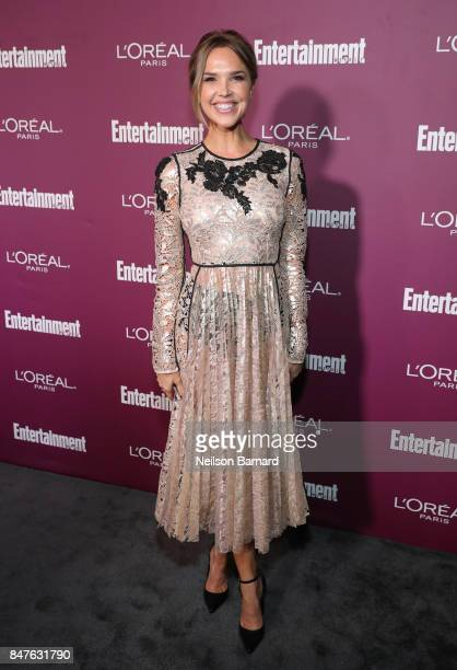 Arielle Kebbel attends the 2017 Entertainment Weekly PreEmmy Party at Sunset Tower on September 15 2017 in West Hollywood California
