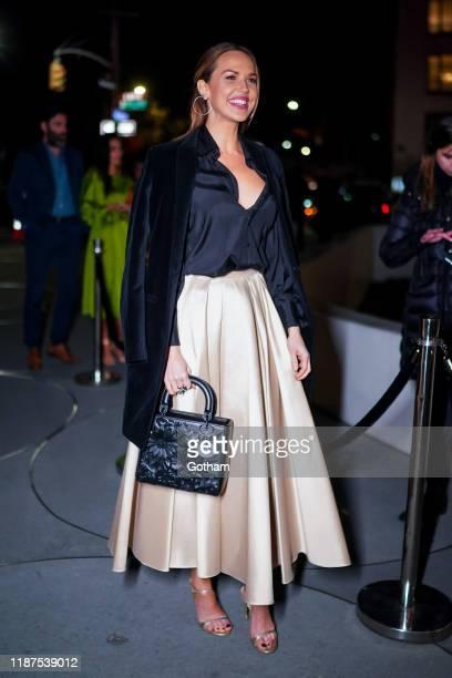 Arielle Kebbel attends the 2019 Guggenheim International Gala on November 13 2019 in New York City