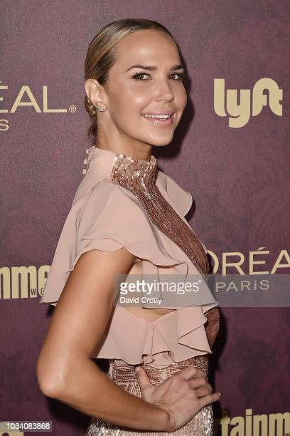 Arielle Kebbel attends the Entertainment Weekly PreEmmy Party 2018 at Sunset Tower Hotel on September 15 2018 in West Hollywood California