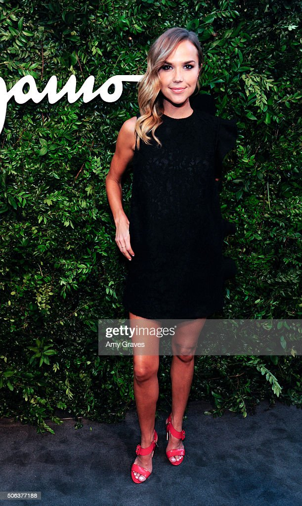 Arielle Kebbel attends the Salvatore Ferragamo 100th Year Celebration in Hollywood and Rodeo Drive Flagship Store Opening on September 9, 2015 in Beverly Hills, California.
