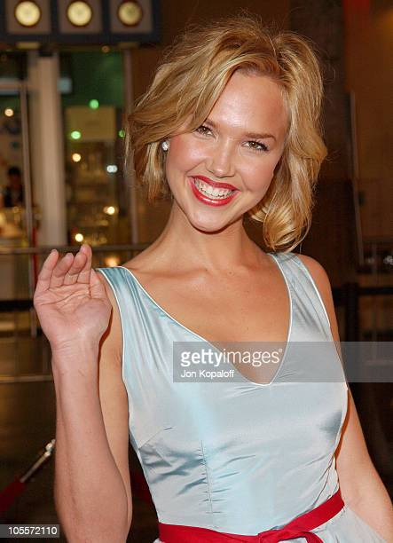 Arielle Kebbel during 'Be Cool' Los Angeles Premiere Arrivals at Grauman's Chinese Theater in Hollywood California United States