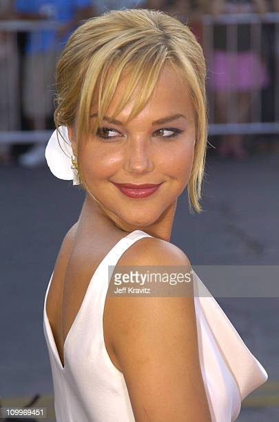 Arielle Kebbel during Stepford Wives World Premiere Arrivals at Mann's Bruin Theater in Westwood California United States