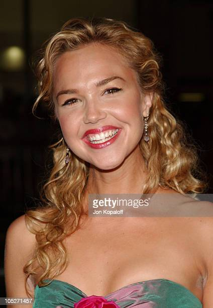 Arielle Kebbel during Walking Tall Premiere at Grauman's Chinese Theatre in Hollywood CA United States