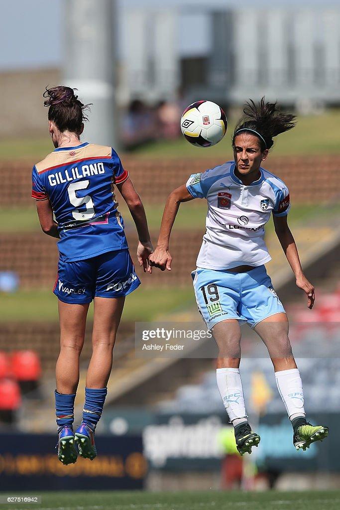 W-League Rd 5 - Newcastle v Sydney