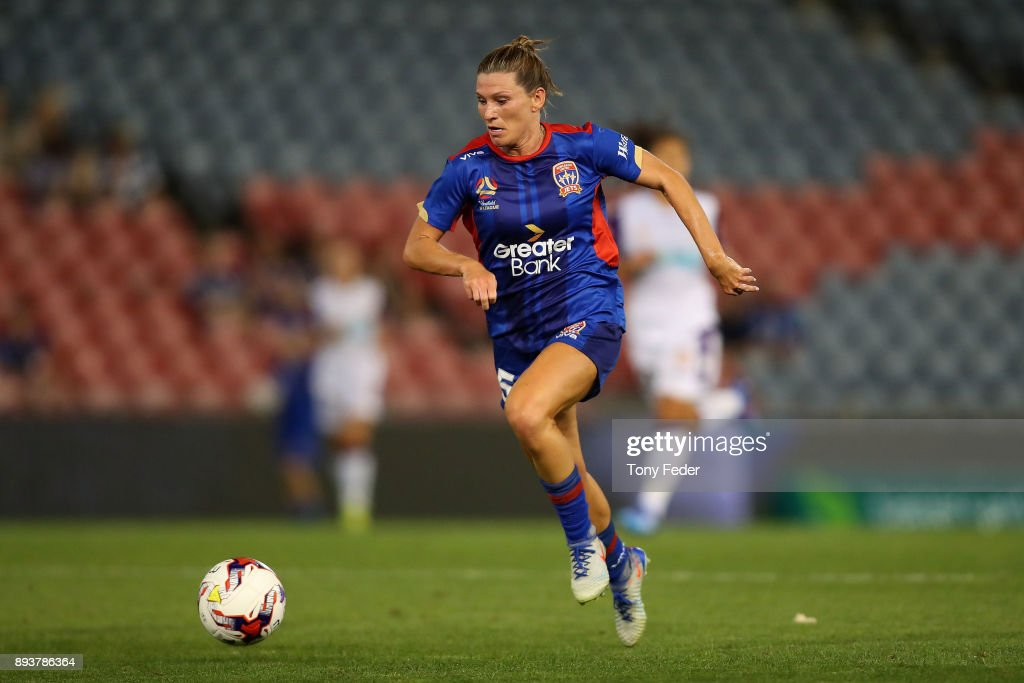 W-League Rd 8 - Newcastle v Perth