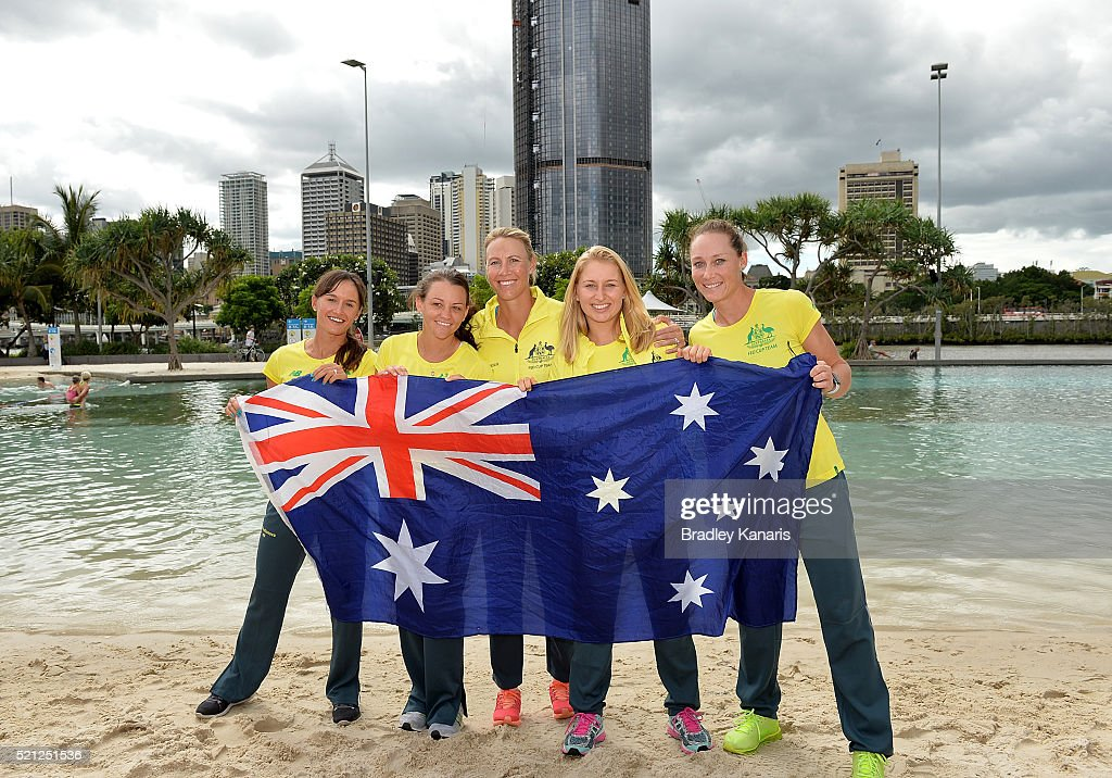 Australia v USA - Fed Cup: Official Draw