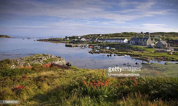Aringour Harbour, Isle of Coll, Scotland, United Kingdom.