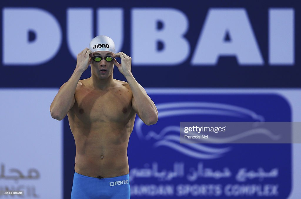FINA Swimming World Cup : News Photo