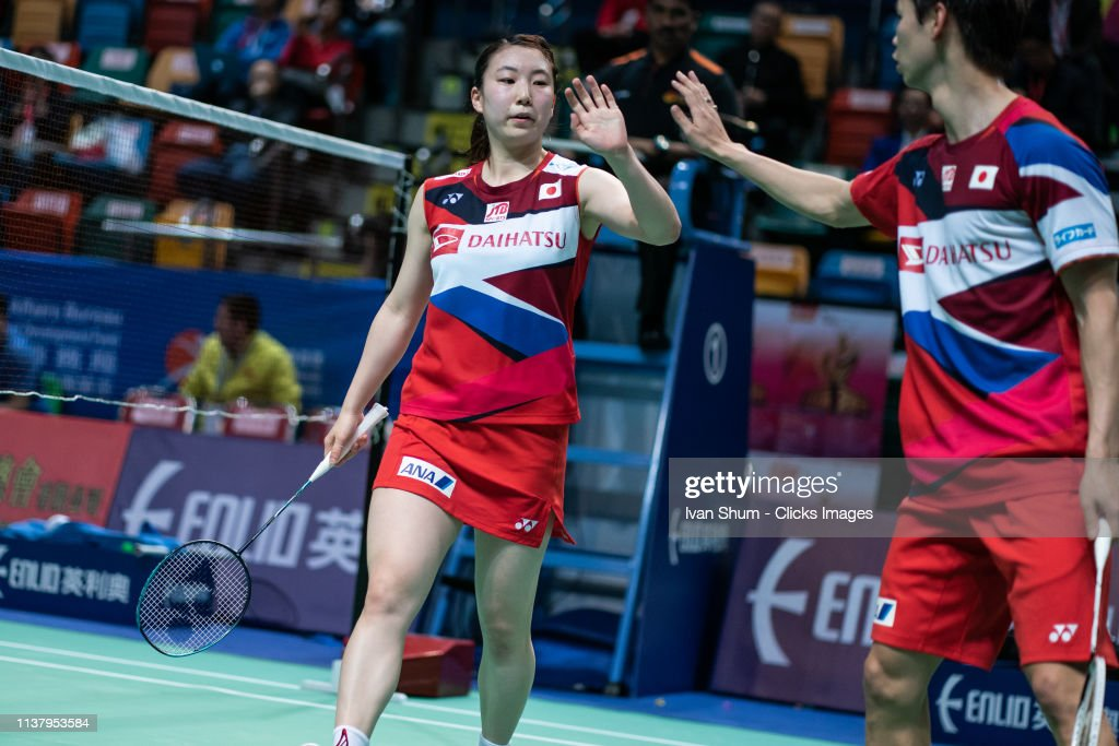 Badminton Asia Mixed Team Championships 2019 Tong Yun Kai Cup - Final : News Photo