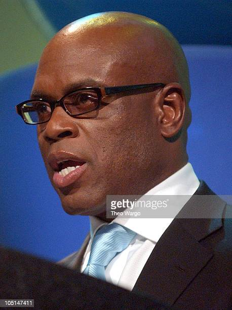 "Arista Records President and CEO Antonio ""LA"" Reid"