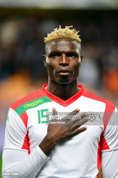 Aristide Bance Mali / Burkina Faso match amical Troyes Photo Dave Winter / Icon Sport