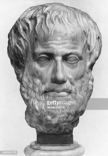 Aristoteles*384vChr322vChrPhilosoph Griechenland undatiert