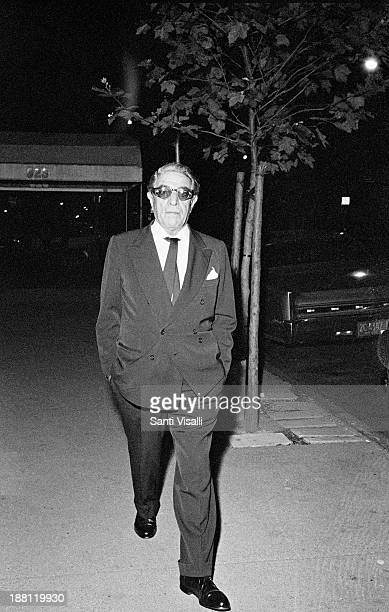 Aristotle Onassis on September 15 1969 in New York New York