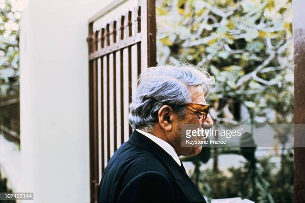 Aristotle Onassis On Sixties