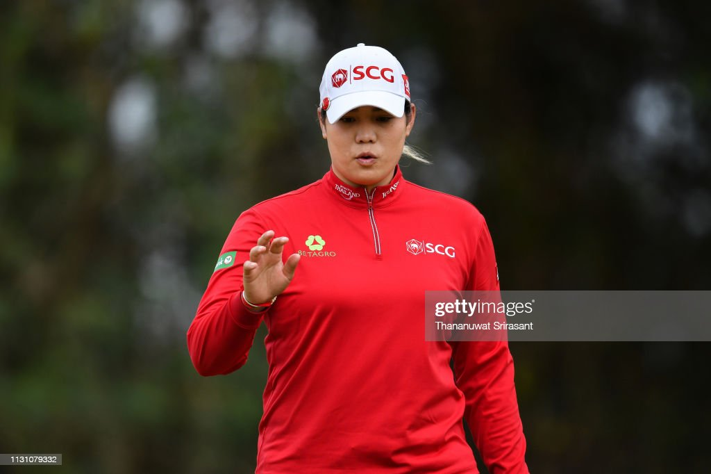 THA: Honda LPGA Thailand - Round One
