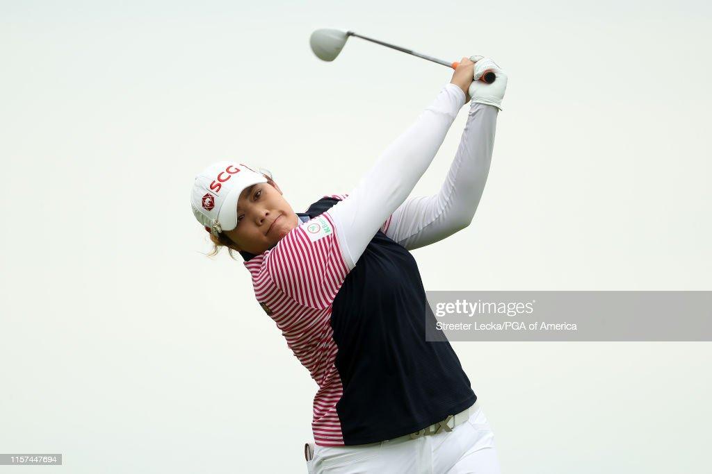 KPMG Women's PGA Championship - Round Two : News Photo