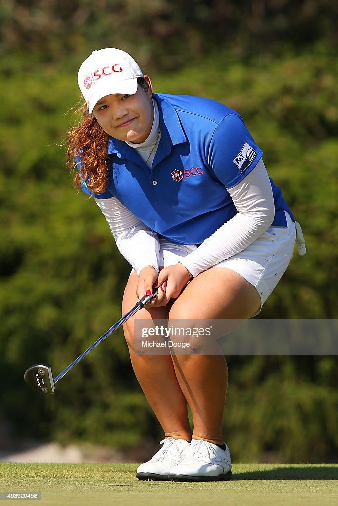 LPGA Australian Open - Day 2