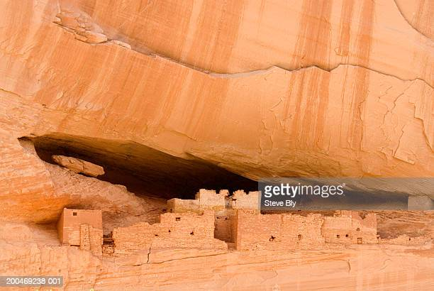usa, arizona, canyon de chelly, white house ruins - canyon de chelly national monument stock pictures, royalty-free photos & images