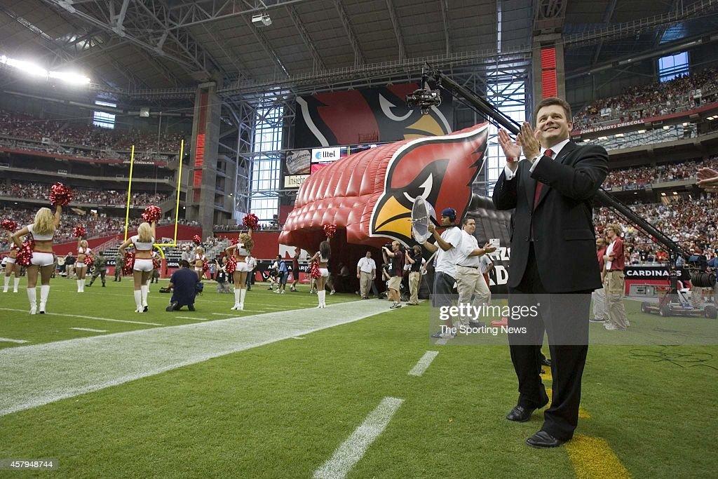 Pittsburgh Steelers vs Arizona Cardinals : News Photo