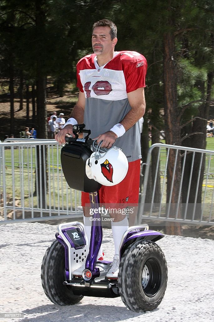 Arizona Cardinals Training Camp : News Photo