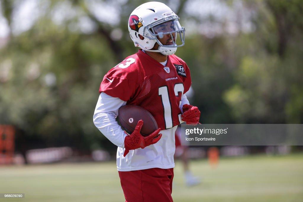 NFL: JUN 05 Cardinals OTA : News Photo