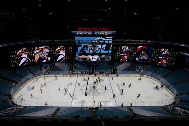 CAN: Nashville Predators v Arizona Coyotes