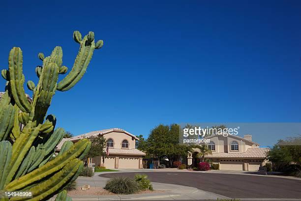 Arizona Cul de Sac