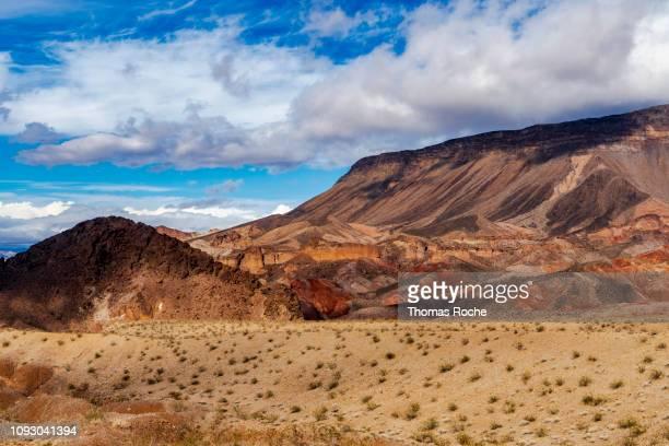 arizona desert near lake mead - scottsdale arizona stock pictures, royalty-free photos & images