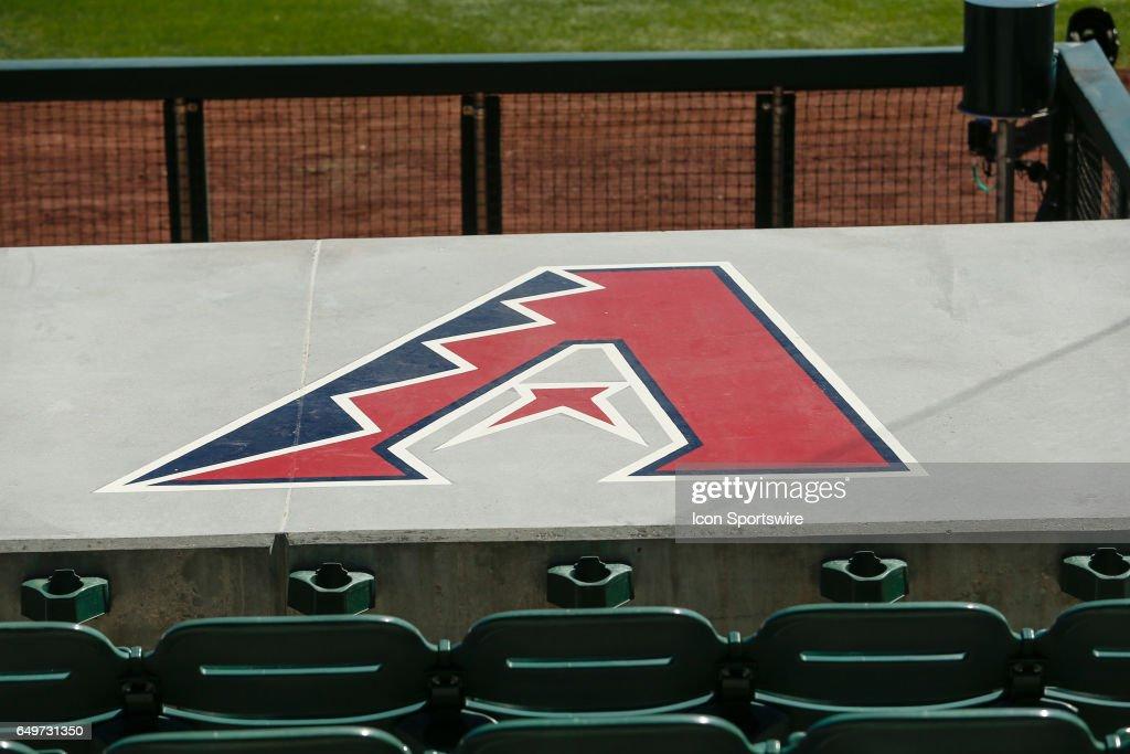 MLB: MAR 07 Spring Training - Athletics at Diamondbacks : News Photo
