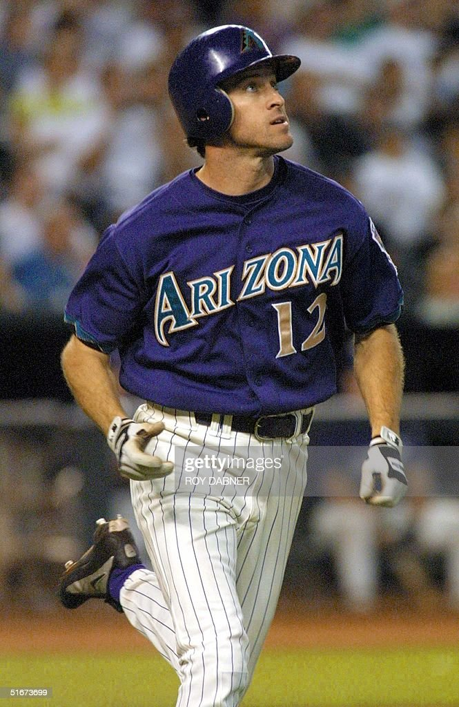 Steve Finley Diamondbacks