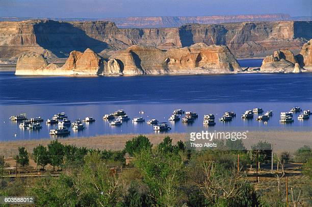 USA, Arizona, Glen Canyon National Park, Lake Powell