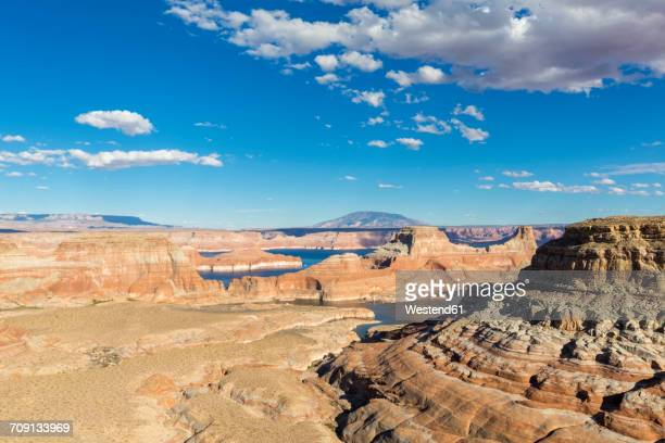 USA, Arizona, Glen Canyon National Recreation Area, Lake Powell, Alstrom Point