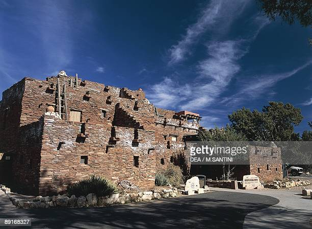 USA Arizona Grand Canyon National Park South Rim of Grand Canyon Hopi House