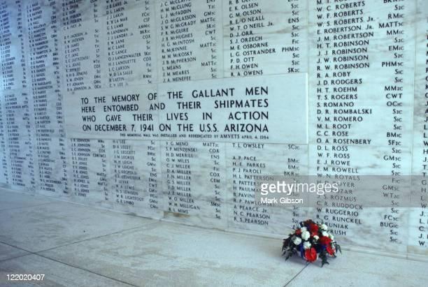 arizona memorial, hi - uss_arizona stock pictures, royalty-free photos & images