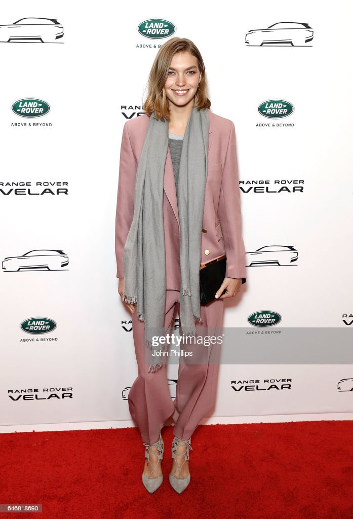 The Launch Of The New Range Rover Velar - Arrivals