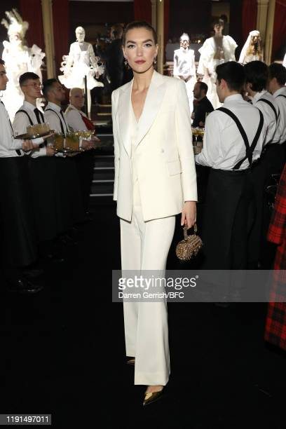 Arizona Muse attends The Fashion Awards 2019 after party held at Royal Albert Hall on December 02 2019 in London England