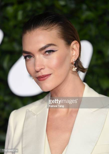 Arizona Muse attends The Fashion Awards 2019 at the Royal Albert Hall on December 02 2019 in London England