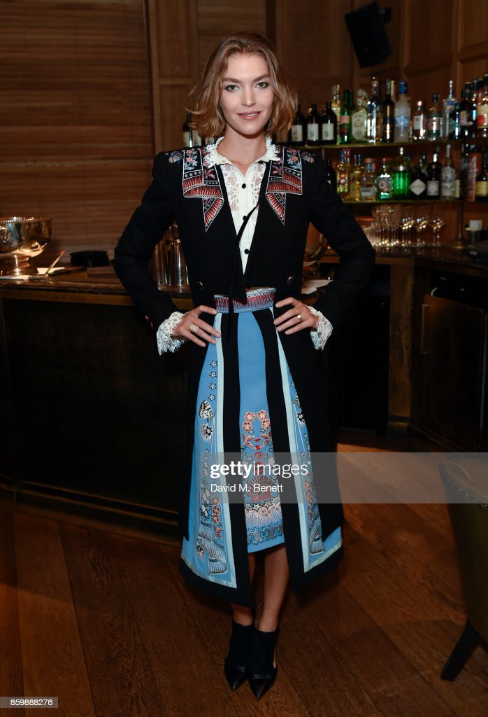 The Launch Of The Book 'Alice Temperley - English Myths and Legends'